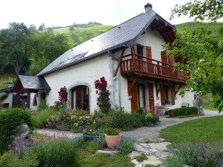 Venez vous ressourcer au coeur des Pyrenees Atlantiques en Vallee d'Aspe