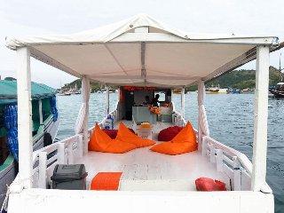Mahalo Boat Liveaboard Komodo