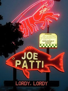 Joe Patti Seafood Mkt