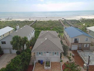 Direct Beach Front, 4 Bedroom, 3 Bath, Bonus Room, WIFI