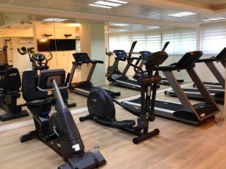 Your 24-hour gym