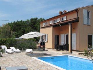 Villa Kras mit Pool b. Labin Rabac Ripenda Istrien