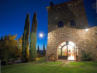 Romantic Stone Apartment Monte Antico