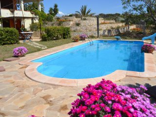 Wonderful apartment in a large country house in Sardinia
