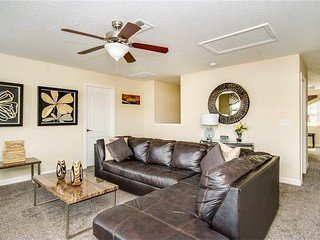 Beautiful 7BR 6 bath Champions Gate home w/pool and gameroom from $180 a night!