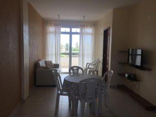 Lindo apartamento de 2 suítes no Porto das Dunas, 600m do Beach Park