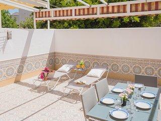 Duplex en Palma de Mallorca, AACC, Wifi, 10 min en coche del centro historico