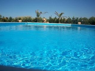 4 bed farmhouse with 12m x 6m swimming pool - all in 'Montalbano' country.