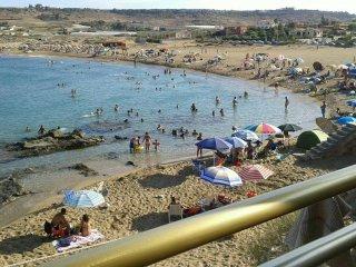 Casa sulla spiaggia tra Marzamemi e Portopalo-2m dal mare