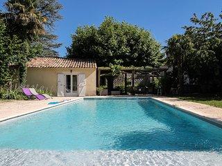 Mas en pierre avec piscine en Provence