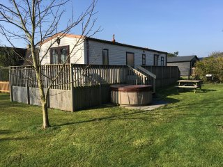 Static Lodge at Steadings Park