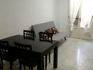 Apartamento 4pax A/A centro PEÑA