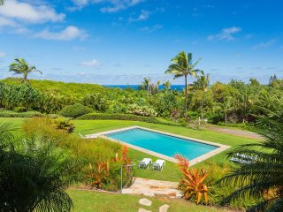 Featured in Coastal Living-pool, view PERMITTED