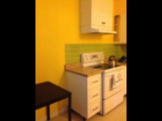 1 bedroom apartment Quebec city downtown