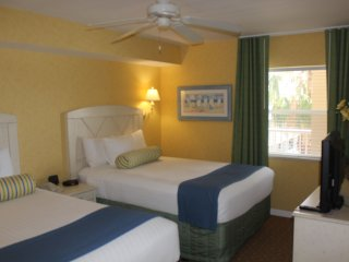 Holiday Inn Cape Canaveral Beach Resort 1BR Villa