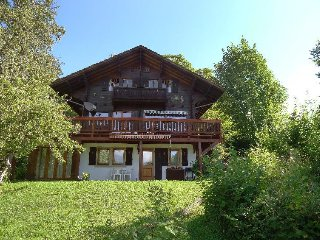 4 bedroom Villa in Gryon, Alpes Vaudoises, Switzerland : ref 2379728