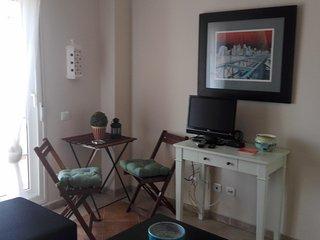 Apartamento de un dormitorio en la Punta del Moral.a 150m playa y 20 del Puerto