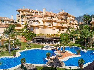 3 bedroom Apartment in Marbella, Costa del Sol, Spain : ref 2371579
