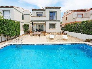 5 bedroom Villa in L Ametlla de Mar, Costa Daurada, Spain : ref 2370703