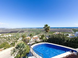 3 bedroom Villa in Pego, Costa Blanca, Spain : ref 2370574