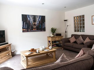 Luxury in the heart of Lincoln - Coach House  Apartment in the Cultural Quarter
