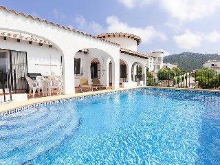 3 bedroom Villa in Pego, Costa Blanca, Spain : ref 2298625