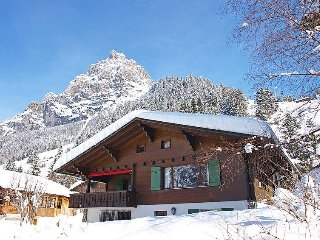 3 bedroom Villa in Kandersteg, Bernese Oberland, Switzerland : ref 2296975
