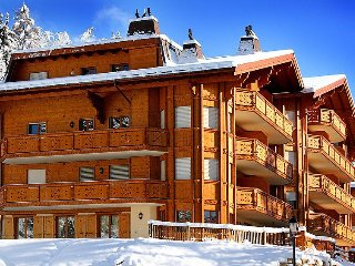 3 bedroom Apartment in Gryon, Alpes Vaudoises, Switzerland : ref 2296368