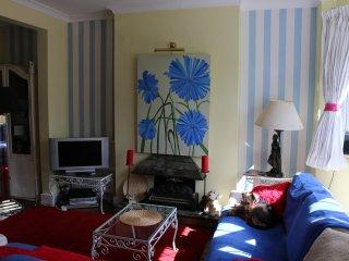 Big double en-suit room in amazing area of Richmond
