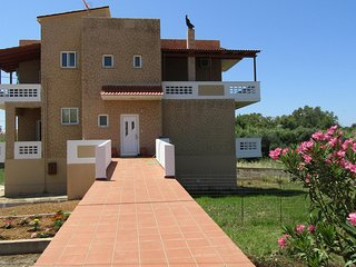 Beachway home in Agii Apostoli Chania.