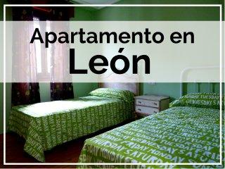 Apartamento en Leon