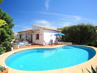 3 bedroom Villa in Pego, Costa Blanca, Spain : ref 2060107