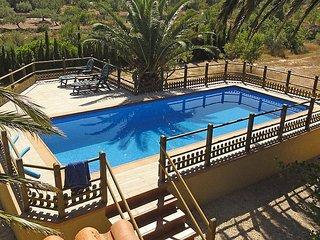 4 bedroom Villa in L'Ametlla de Mar, Costa Daurada, Spain : ref 2023384
