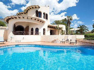 2 bedroom Villa in Altea, Costa Blanca, Spain : ref 2011365