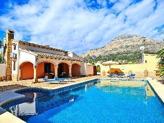 3 bedroom Villa in Javea, Costa Blanca, Spain : ref 2011137