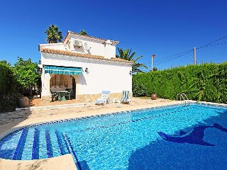3 bedroom Villa in Denia, Costa Blanca, Spain : ref 2010990