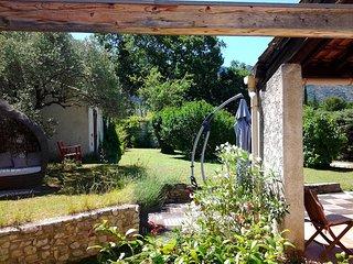 Villa Luberon + dependance