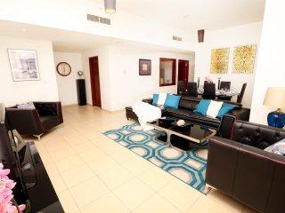 2 BD Apt- Al Sadaf -  Jumeirah Beach Residence (JBR)
