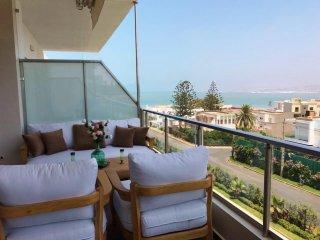 Luxueux Appartement Vue sur Mer à Peninsula Dar Bouazza