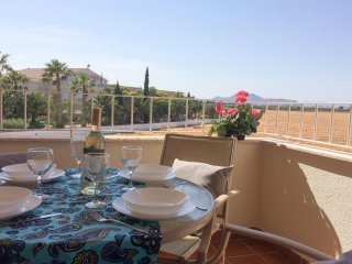 1st Floor Apartment with mountain view - Los Alcazares
