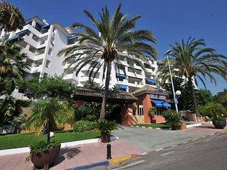 Marbella Puerto Banus Alquiler Fantastico Apto de 2 dorm 2 baños con garaje