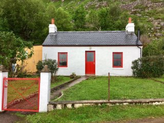 Fasaig Cottage, Torridon Self Catering Accommodation