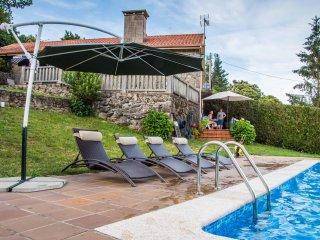 Preciosa Casa de Campo con piscina privada