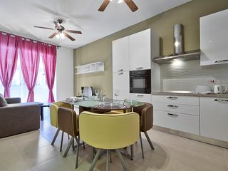 Spacious and Modern Gzira 3-bedroom Apartment