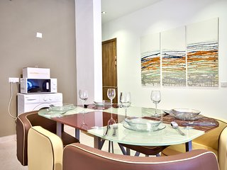 Contemporary and Spacious Gzira 3-bedroom Apartment