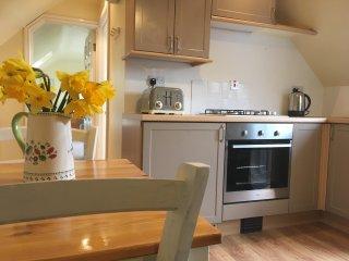 The Hayloft , Bodenham, Herefordshire - Idyllic riverside accommodation
