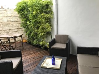 Home Chic Home - La Terrasse Bazille - Appart 41m2 + TERRASSE + WIFI