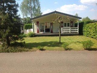 952 Vakantiehuisje Bos Voorthuizen Boeschoten Garderen Gelderland Veluwe 5p