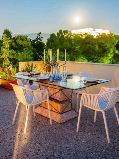 Terrace - Dining Table