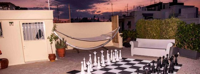 Terrace - Swing & Chessboard